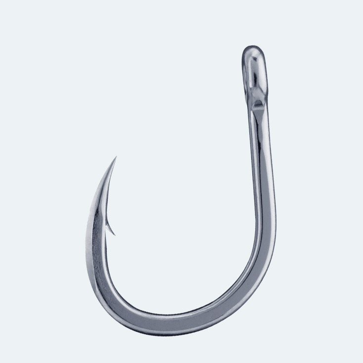 Medium Heavy duty hook, salt water hook, live and dead bait fishing hook, big game fishing hook, bkk hook