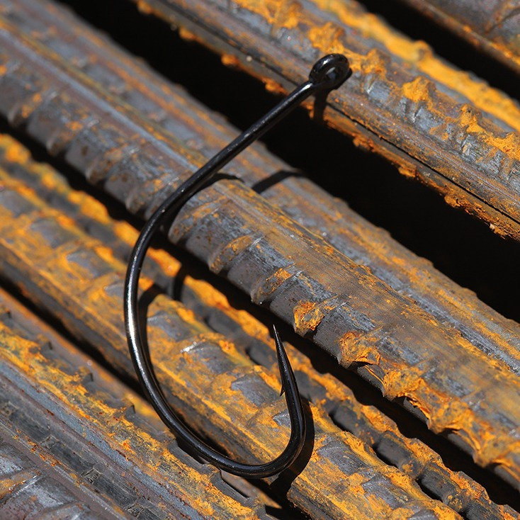Allround salt water hook, freshwater bait fishing hook, bkk hook