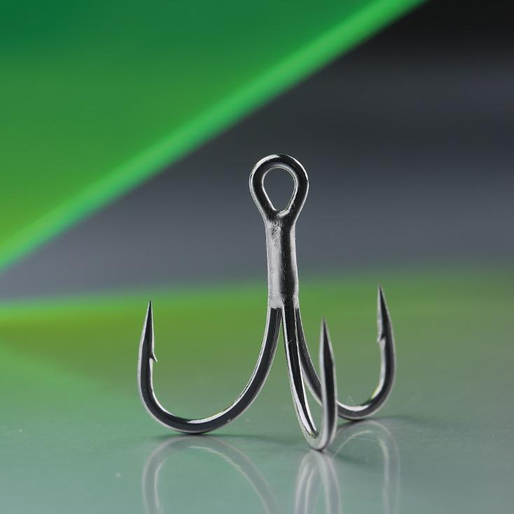 bkk hook, Medium wire treble hook, salt water applications, seabass
