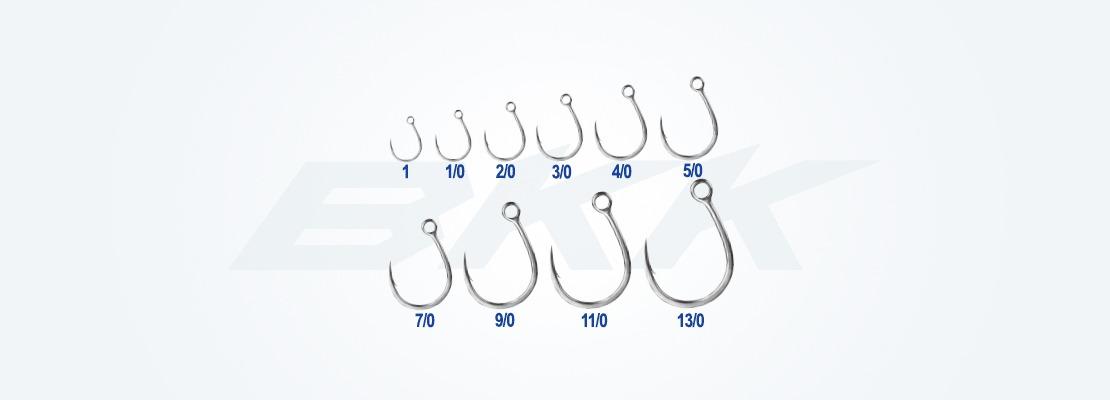 Medium heavy fresh water hook, salt water lure single hook, giant trevally hook, tuna hook, peacock hook, papuan bass hook, pike hook, bkk hook