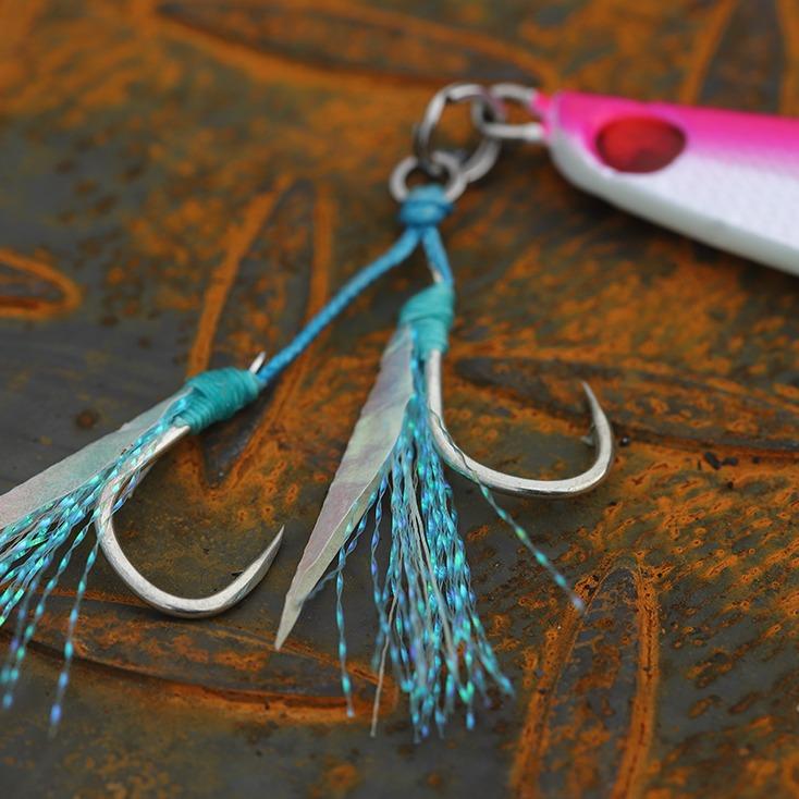micro Assist hook, light jigging hook, pelagic fish,bkk hook