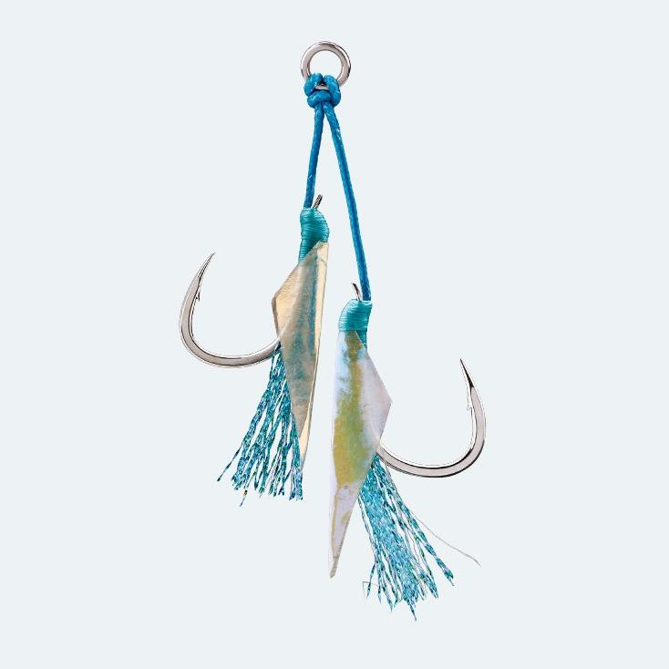 BKK hook, Assist hook, micro and light jigging hook, pelagic fish hook