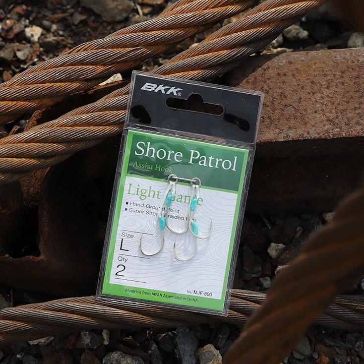 Shore Patrol-style-BKK hooks