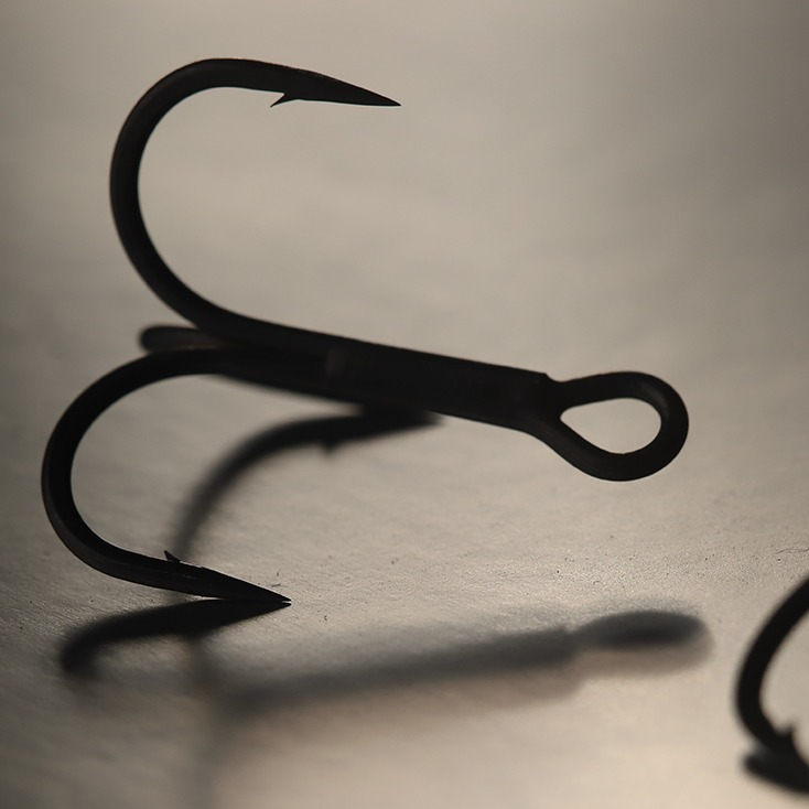 Spear 21 SS-style-BKK hooks