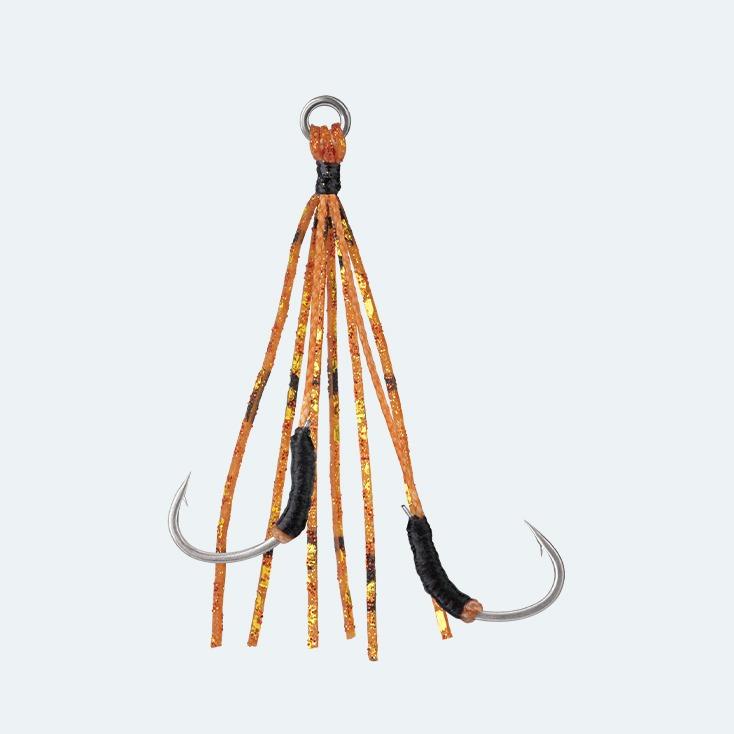Fishing hooks BKK, BKK Fishing hook, Freshwater worm hook,soft plastic lures rigged weedless-style hook, medium size predators hook, zander hook, perch hook, pike hook, bass hook