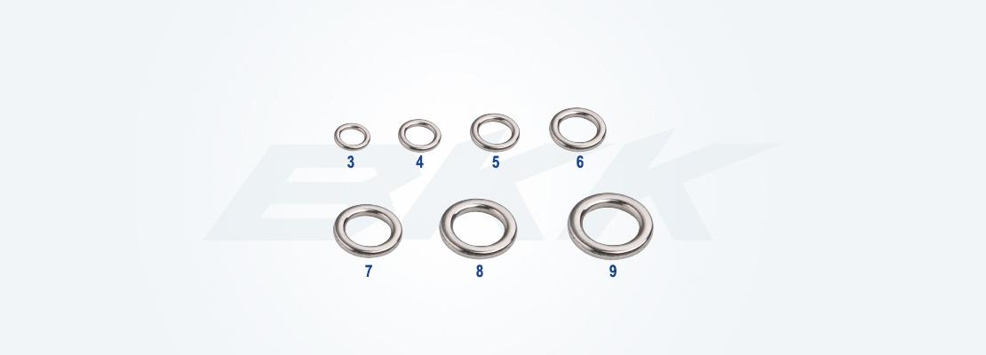 BKK Solid Ring, BKK hooks