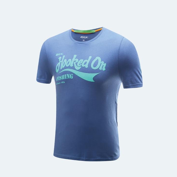 BKK fishing shirt, fishing T-shirt, fishing shorts, fishing pant, bkk fishing shirt, fishing shirt, bkk fishing shirt, blue t-shirt,