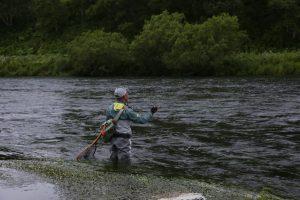 Dolly Varder, Opala river Kamchatka, Russia, bkk hooks