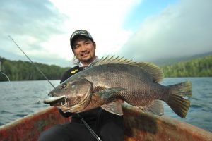 West papua black bass -BKKhooks
