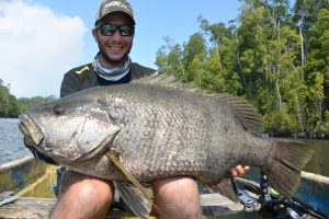BKK-Massive Papuan Black Bass-BKK