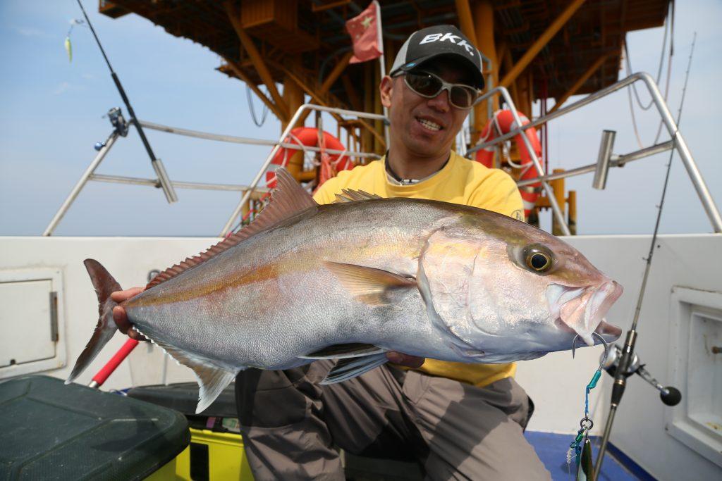 Amberjack in the East China Sea